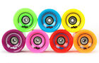 70mm (78A) Longboard Skateboard Wheels Set of 4 inc ABEC 7 Bearings & Spacers