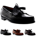 Mens G.H Bass Weejuns Layton Moc Kiltie Loafer Work Office Leather Shoes UK 6-12