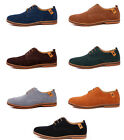 11 Size Hot 2015 Suede European style leather Shoes Men's oxfords Casual Fashion
