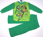 Nwt New Teenage Mutant Ninja Turtles Turtle Pajamas Sleepwear Fleece Cute Boy