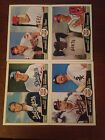 2013 Topps Heritage Then and Now Complete Insert Set 10 Cards Trout