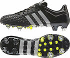 Adidas Ace 15.1 Soft Ground Mens Football Boots - Black