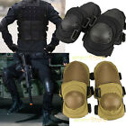 New Tactical Adjustable Knee&Elbow Pad Airsoft Outdoor Protective Gear Knee pads