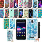 For ZTE Obsidian Z820 Gel TPU SILICONE Rubber SKIN Soft Case Phone Cover + Pen