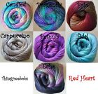 RED HEART BOUTIQUE UNFORGETTABLE ROVING YARN/WOOL - 9 COLOURS - **UK SELLER**