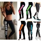 NEU WORK OUT Leggings Leggins Pants Sport Fitness Yoga Jogging Tights Hose
