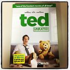 Ted (DVD, 2012, UNRATED)  COMEDY!!!!