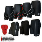 Cycling Shorts Padded Cycle MTB Shorts Coolmax Anti-Bac Padding Mens,Ladies
