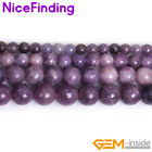 Natural Pink Tourmaline Gemstone Round Beads For Jewelry Making 4mm 6mm 8mm-12mm