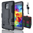 For Galaxy J3 Rugged Hybrid L Stand Holster Case Colors
