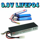 9.9V 750mAh to 3800mAh LiFePO4 LiFe Lithium-Ferrite Airsoft Battery VapexTech