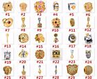 Hot Gold Plated Silver Charms Bead Fit European 925 sterling silver barcelet US