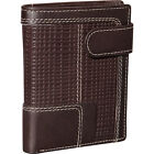 Mancini Leather Goods Left Wing Hipster Wallet with Mens Wallet NEW