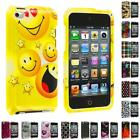 Color Design Hard Snap-on Case Cover Accessory For Ipod Touch 4th Generation 4g