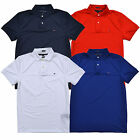 Tommy Hilfiger Shirt Mens Polo Performance Custom Fit Short Sleeve Collared New