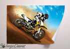 MOTORCROSS GIANT WALL ART POSTER A0 A1 A2 A3