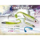 DelalanDe Swat Shad Lure Combo - 11cm - 15 Grams