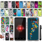 For Motorola Droid Mini XT1030 NEW TPU SILICONE Rubber Soft Case Cover + Pen