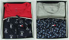 Tommy Hilfiger mens pajama set long sleeve top and pants size XL NEW