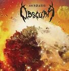Akroasis - Obscura New & Sealed Compact Disc Free Shipping