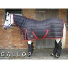 Gallop Maverick 300gsm Fixed Neck Stable Quilt Rug for Horse or Pony