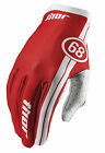 Thor Void 2016 Youth MX Gloves Course Red/White