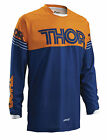 Thor Phase Hyperion 2016 Youth MX/Offroad Jersey Navy/Blue/Orange