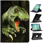 Jurassic Dinosaur Terrible Lizard Cover Leather Case For Samsung Galaxy Tablet