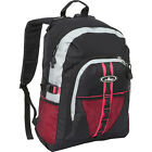 Everest Backpack with Dual Mesh Pocket 6 Colors School & Day Hiking Backpack NEW