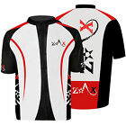 Mens Cycling Jersey Shirt Cycle Top Jacket Sleeveless Summer Top S to XXXL