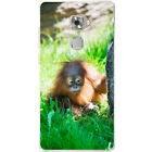 Orangutan Monkey Primates Animal Hard Case For Huawei Mate S
