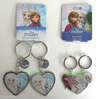 DISNEY'S FROZEN COOLEST FRIEND EVER KEYCHAINS