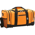 "Everest 20"" Sporty Gear Bag 8 Colors All Purpose Duffel NEW"