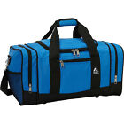 """Everest 20"""" Sporty Gear Bag 8 Colors All Purpose Duffel NEW"""