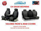 Coverking Neoprene Front & Rear Seat Covers for Toyota Tundra 2014-2016