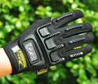 Full Finger Gloves Motorcycle Outdoor Sport Bicycle Cycling Touch Screen Gloves