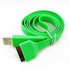Flat Connector Charging USB Data Cable For Apple iPod Nano 5th Generation video