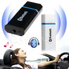 1pc USB 3.5mm AUX IN Bluetooth V2.1 Wireless Audio Receiver Stereo Music for Car