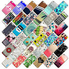 Mixcolor Pattern Soft Skin TPU Case Back Protector For iPhone 5 6 4.7 inch UK