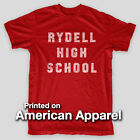 RYDELL HIGH Grease Pink Ladies Lightning VINTAGE LOOK AMERICAN APPAREL T-Shirt