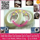 12pcs Double Sides Tapes for Lace Front Wigs Skin Weft Tape Hair Extensions NEW