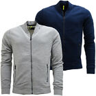 Mens Replay Full Zip Jumper - Smart / Casual Soft Cotton Top