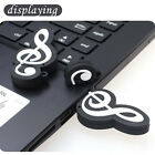 2/4/8/16/32/64GB Musical Note Silica USB Flash Memory Stick Storage Thumb U Disk