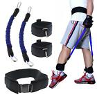 Basketball Jumping Exercise Resistance Band Fitness Training Equipment Pull Rope