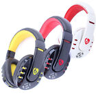 Wireless Bluetooth Stereo Gaming Headset Earphone Headphone For PC Laptop Phone