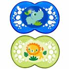 Mam Crystal 6+months soother ~ Choose Yours