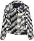 Dereon Black & White Jacket 100% Authentic Beyonce! WARM ...