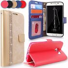 For Samsung Galaxy S6 Edge Plus Luxury Wallet Case Stand Flip PU Leather Cover