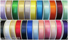 35mm BERISFORDS DOUBLE SIDED SATIN RIBBON BERESFORDS VARIOUS COLOURS & LENGTHS
