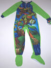 Nwt New Teenage Mutant Ninja Turtle Turtles Blanket Sleeper Pajamas Cute Wow Boy